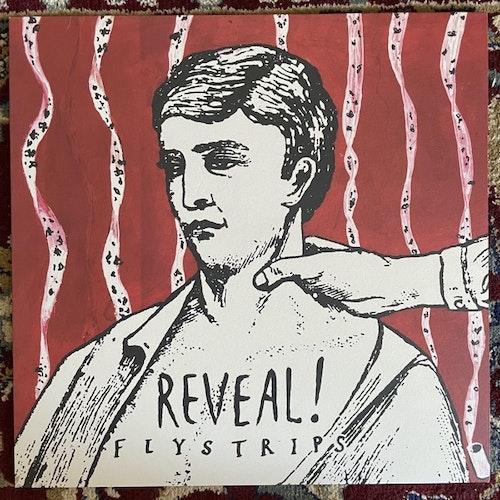 REVEAL Flystrips (Sepulchral Voice - Germany original) (NM) LP