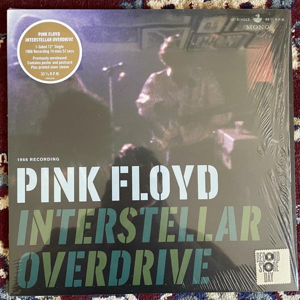 "PINK FLOYD Interstellar Overdrive (Pink Floyd - Europe original) (NM/EX) 12"""
