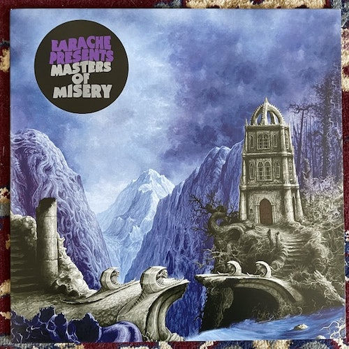 VARIOUS Masters Of Misery (Earache - UK reissue) (EX) LP