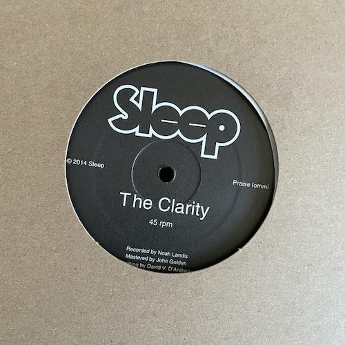 "SLEEP The Clarity (Self released - USA original) (EX) 12"""