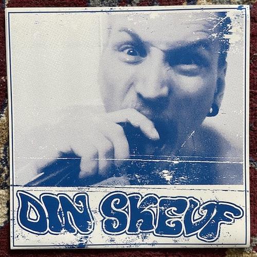 "DIN SKEVF Balla Ur EP (Gaphals - Sweden original) (EX) 7"""