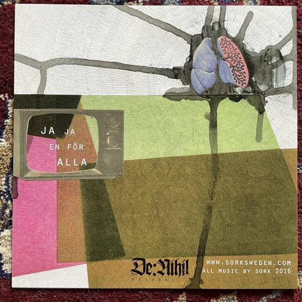"SORK Ja Ja (De:Nihil - Sweden original) (NM) 7"""