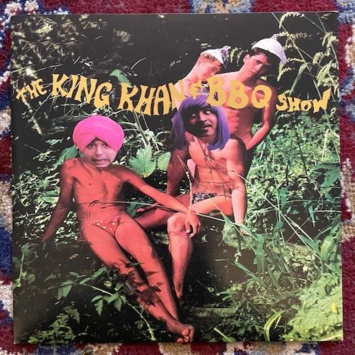 """KING KHAN & BBQ SHOW, the Teabag Party (Crypt - USA original) (EX) 7"""""""