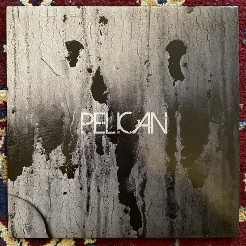 "PELICAN Deny The Absolute (Grey/white vinyl) (The Mylene Sheath - USA original) (NM) 7"""