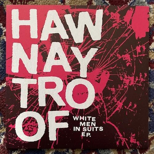 "HAWNAY TROOF White Men In Suits (Deleted Art - Sweden original) (NM/EX) 7"""