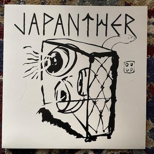 """JAPANTHER 1-10 (Deleted Art - Sweden original) (NM/EX) 7"""""""
