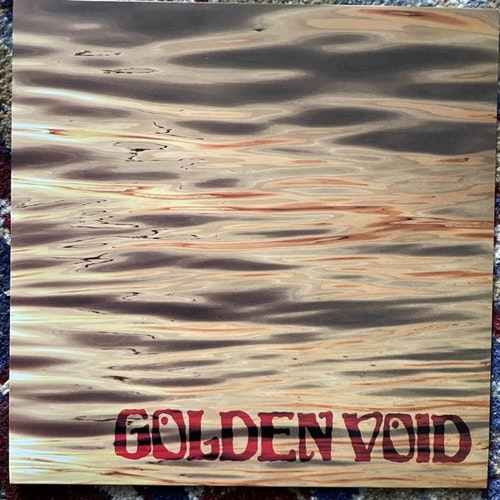 """GOLDEN VOID Rise To The Out Of Reach (Thrill Jockey - USA original) (NM/EX) 7"""""""