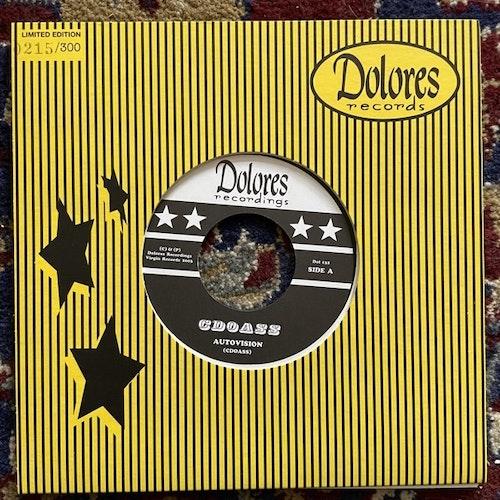 """CDOASS Autovision (Dolores - Sweden original) (NM/EX) 7"""""""