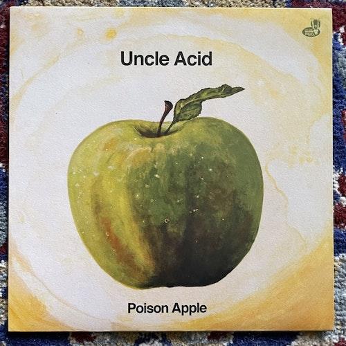 """UNCLE ACID & THE DEADBEATS Poison Apple (Clear vinyl) (Rise Above - UK original) (NM) 7"""""""