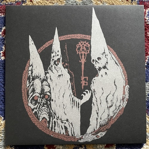 URFAUST / KING DUDE Spiritus Nihilus / Pagan Eyes Over German Skies (Ván - Germany original) (NM/EX) 7""