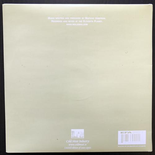 MOLJEBKA PVLSE Sadalmelik (Cold Meat Industry - Sweden original) (NM) CD