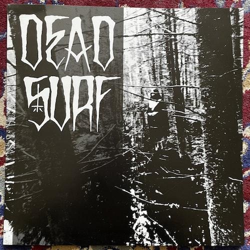 """DEAD SURF Dead Surf (Dead Surf - Sweden original) (VG+/EX) 12"""" EP"""