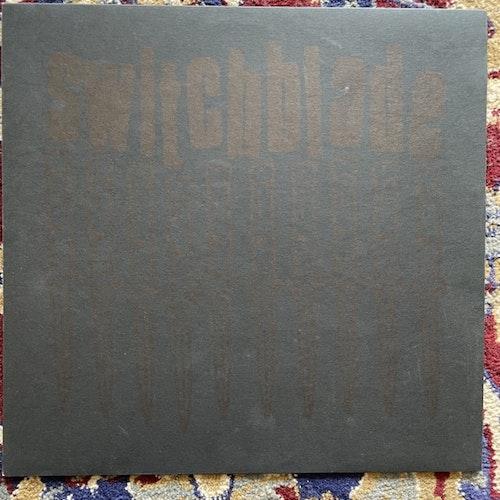 """SWITCHBLADE Switchblade (Trust No One - Sweden original) (EX) 10"""""""