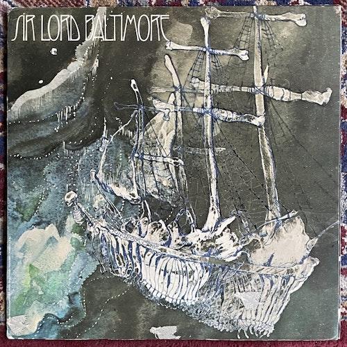 SIR LORD BALTIMORE Kingdom Come (Mercury - USA original) (VG) LP