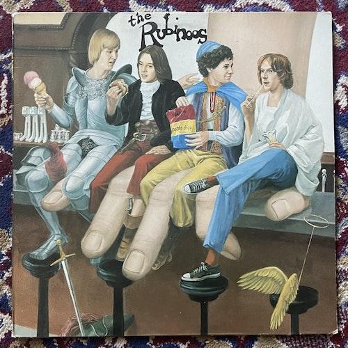 RUBINOOS, the The Rubinoos (Beserkley - Benelux original) (VG+/VG-) LP
