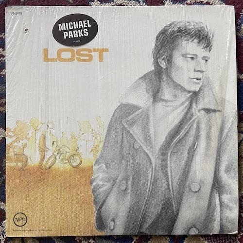 MICHAEL PARKS Lost And Found (Verve - USA original) (EX/VG+) LP