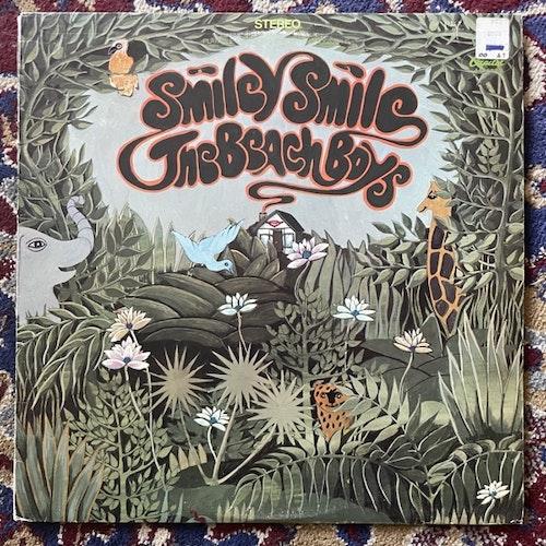BEACH BOYS, the Smiley Smile (Capitol - Sweden reissue) (VG/VG+) LP
