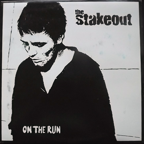 STAKEOUT, the On The Run (Deranged - Canada original) (VG+) LP