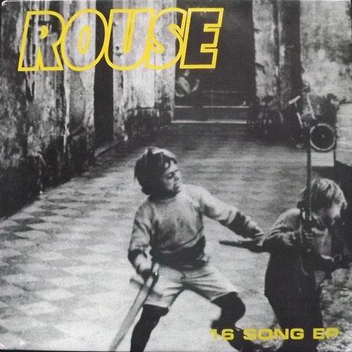ROUSE Deep Inside (Shortfuse - UK original) (VG+) LP