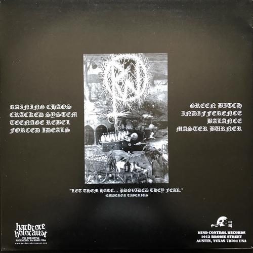 RELIGIOUS WAR Cracked System (Mind Control - USA original) (EX) LP