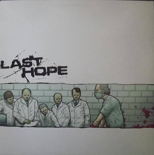 LAST HOPE - Last Hope (Dead Eyed - Sweden original) (VG+/EX) LP