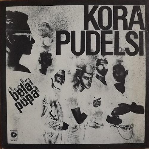 KORA & PUDELSI Bela Pupa (Polskie Nagrania Muza - Poland original) (VG/EX) LP
