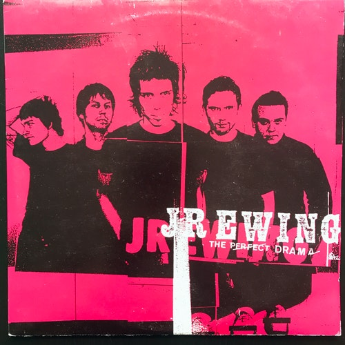 "JR EWING The Perfect Drama (Coalition - Holland original) (VG/EX) 10"""