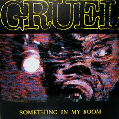 GRUEL Something in My Room (Jungle Hop - France original) (EX) LP