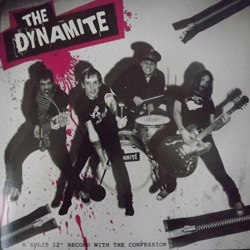 DYNAMITE, the/CONFESSION, the Split (Tuned In - Sweden original) (EX) LP