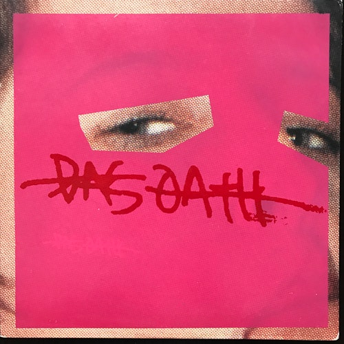 "DAS OATH Körper Kultur (Japan tour edition) (Coalition - Holland original) (EX/VG+) 9"""