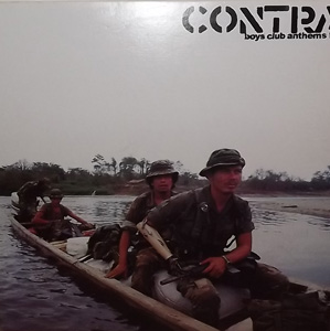CONTRA Boys Club Anthems LP (Traffic Violation - USA original) (EX) LP