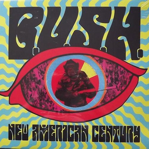 B.U.S.H. New American Century (625 Thrashcore - Brazil original) (SS) LP