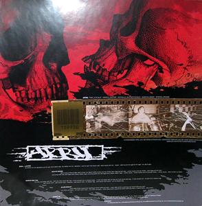 APRIL / CREUTZFELDT Never Ender (Bastardized - Germany original) (EX) LP