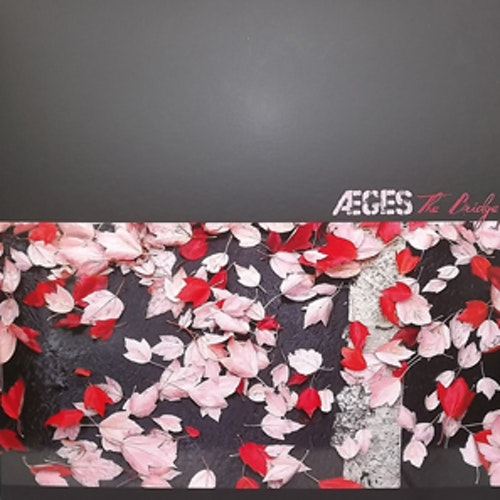 ÆGES The Bridge (Pink/black swirl vinyl) (The Mylene Sheath - USA original) (NM) LP