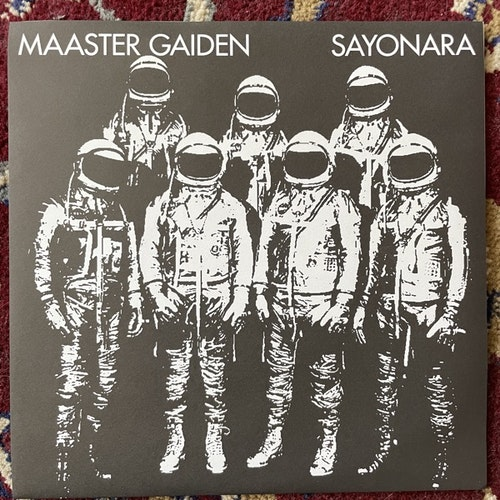 "MAASTER GAIDEN Sayonara (Whole Lotta - Sweden original) (NM/EX) 7"""