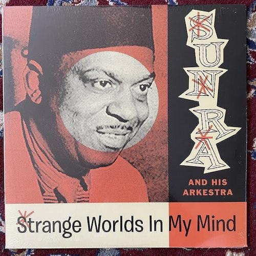 SUN RA AND HIS ARKESTRA Strange Worlds In My Mind (Norton - USA original) (SS) LP