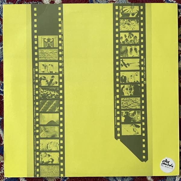 DAF (DEUTSCH AMERIKANISCHE FREUNDSCHAFT) Produkt Der Deutsch-Amerikanischen Freundschaft (Warning - Germany original) (VG+) (NWW List) LP