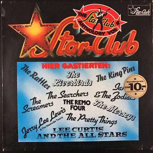 VARIOUS The Star Club Anthology Vol. 4 (Star-Club - Germany original) (VG) LP