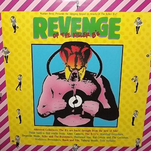 VARIOUS Revenge Of The Killer B's Vol. 2 (Warner - USA original) (EX) LP