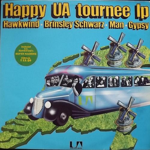 VARIOUS Happy UA Tournee (United Artists - Holland original) (VG/VG+) LP