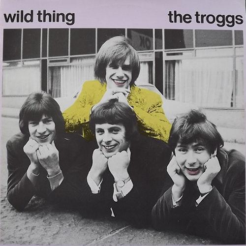 TROGGS, the Wild Thing (DJM - Scandinavia original) (EX/VG+) LP
