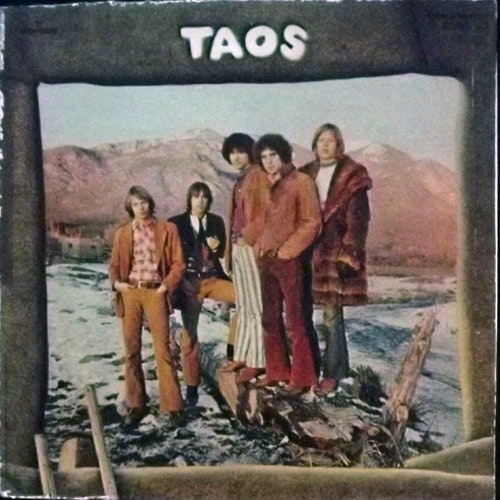 TAOS Taos (Mercury - USA original) (VG-/VG+) LP