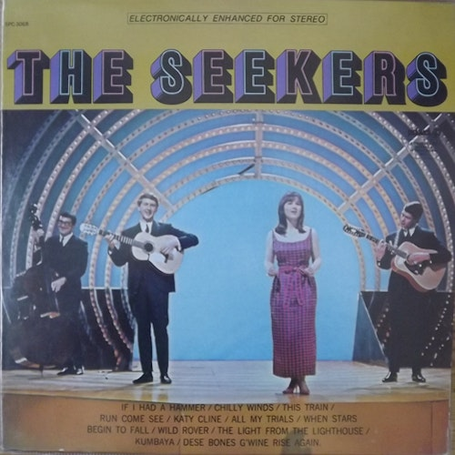 SEEKERS, the The Seekers (Pickwick/33 - USA original) (EX) LP