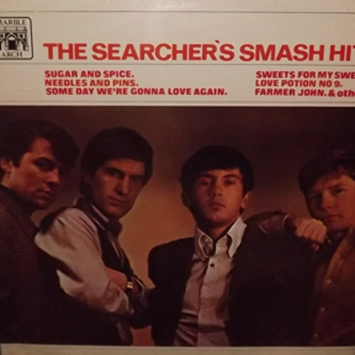 SEARCHERS, the The Searchers' Smash Hits (Marble Arch - UK original) (VG/G) LP