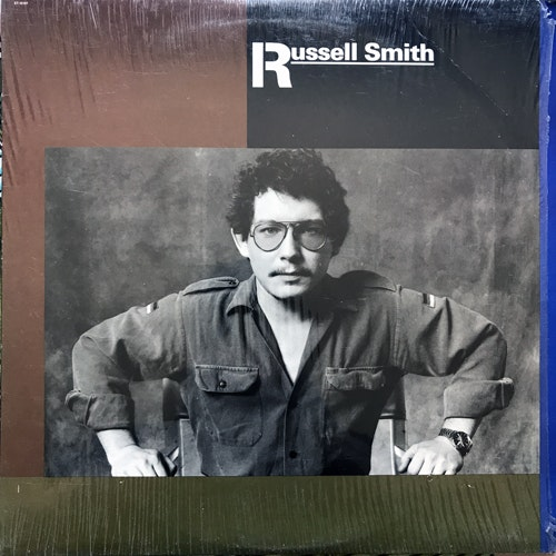 RUSSELL SMITH Russell Smith (Capitol - USA original) (EX) LP