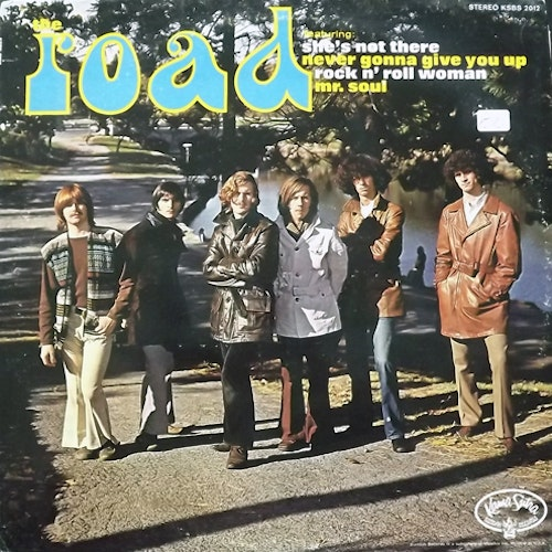 ROAD, the The Road (Kama Sutra - USA original) (VG+) LP