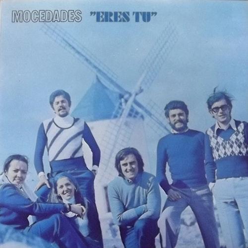MOCEDADES Eres Tu (Metronome - Sweden original) (EX/VG+) LP