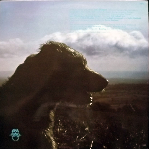 MIKE OLDFIELD Hergest Ridge (Virgin - Sweden original) (EX/VG+) LP