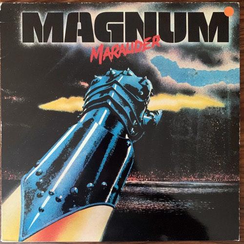 MAGNUM Marauder (Sonet - Sweden original) (VG/EX) LP