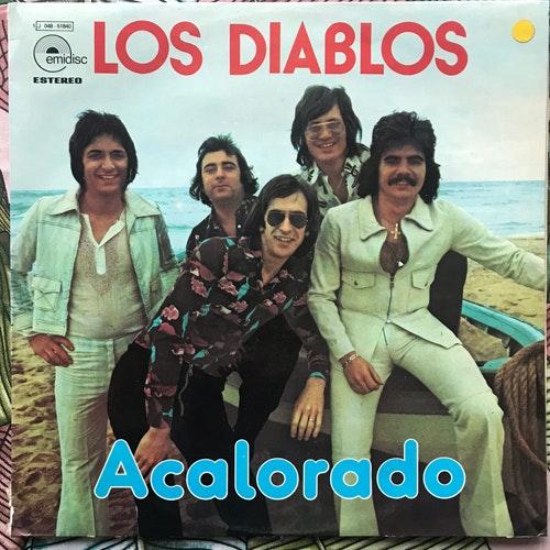 LOS DIABLOS Acalorado (Emidisc - Spain original) (VG/VG+) LP